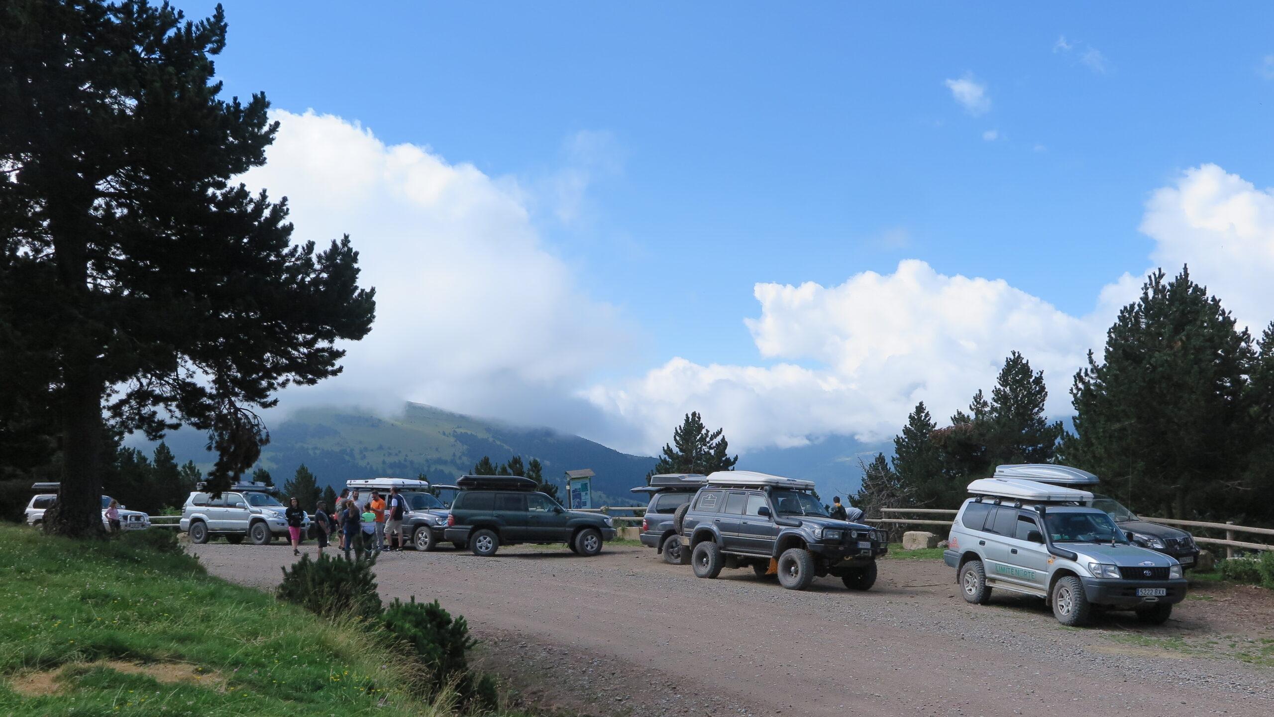 Pirineos | Límite Norte 4x4