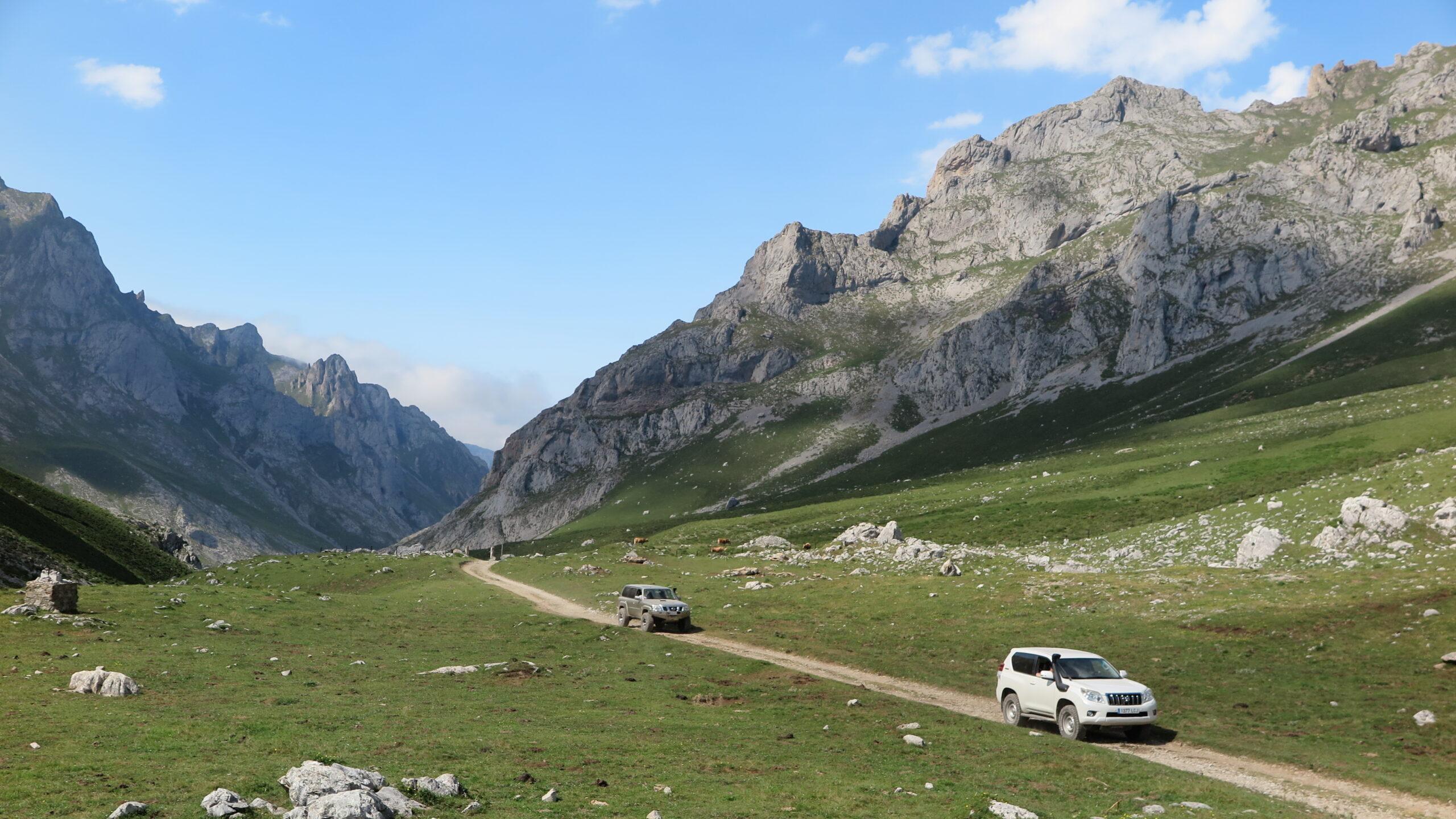 Picos de Europa | Limite Norte 4x4